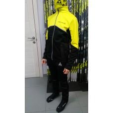 Fischer разминочный мужской костюм Softshell Warm