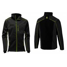 Fischer куртка мужская Softshell Warm (чёрн)
