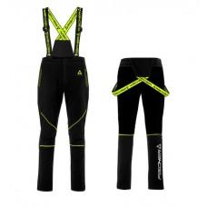 Fischer брюки мужские Softshell Warm (чёрн)
