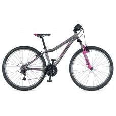 Author велосипед A-Matrix 26 - 2019 (13.5'', ritual silver matte-suzy pink)
