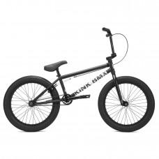 "Kink велосипед Curb - 2021 20"" matte dusk black"