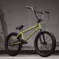 "Kink велосипед Launch - 2021 20.25"" gloss digital lime"