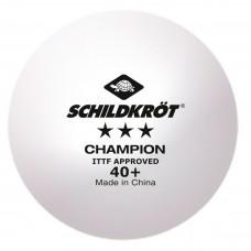 Шарик для настольного тенниса Donic Schildkrot TT-ball 3