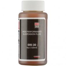 Масло для вилки RockShox Pike Suspension Oil, 0W-30, 120ml