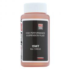 Масло для вилки RockShox High Performance 15wt, 120ml