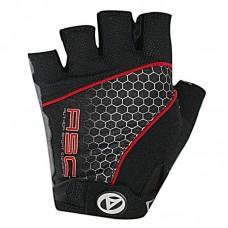 Перчатки Author Comfort Gel black-red