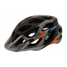 Шлем Alpina Mythos 2.0 L.E. darksilver blue orange