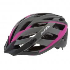 Шлем Alpina Panoma L.E titanium pink