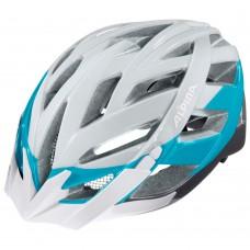 Шлем Alpina Panoma white blue titanium