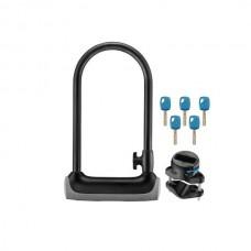 Велосипедный Замок Giant U Lock Protector 2 STD