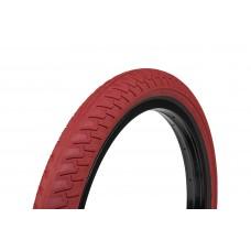 Покрышка Eclat Ridgestone red / black sidewall