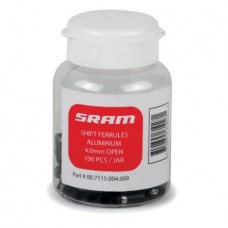 Колпачки д/рубашки Sram 4.0mm Aluminum Open