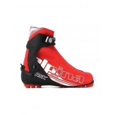 Беговые лыжные ботинки Alpina RSK red-black-white