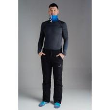 Утепленные брюки Nordski Pulse Black